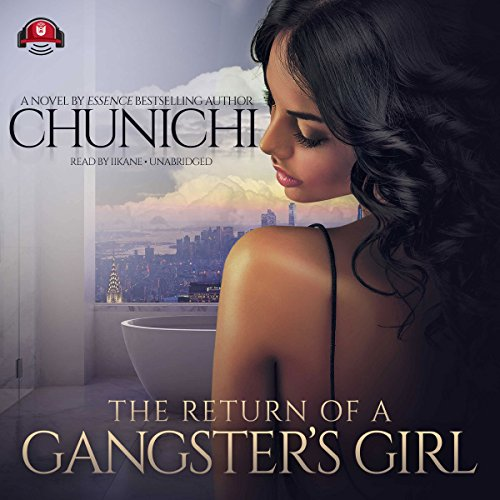 The Return of a Gangster's Girl audiobook cover art