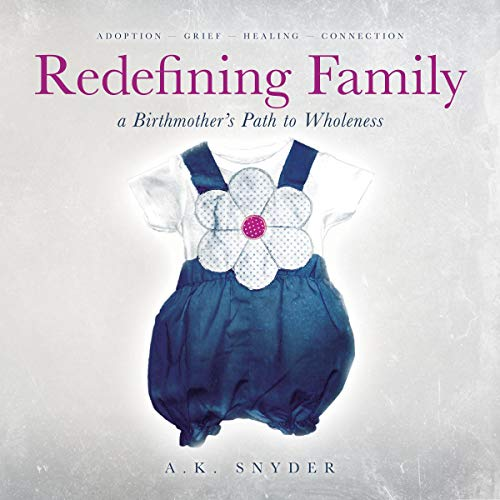 Redefining Family Audiobook By A.K. Snyder cover art
