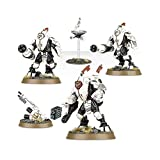 GAMES WORKSHOP 99120113062' Tau Empire Xv25 Stealth Battlesuits Plastic Kit