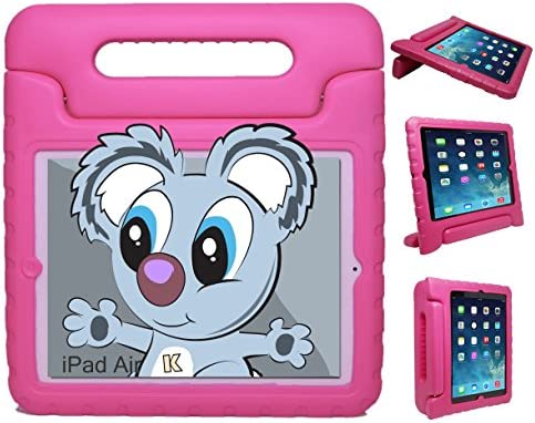 KAYSCASE KidBox Protective Cover Case with Stand and Handle for Apple iPad Air 5th Generation product image