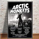 Poster Und Drucke Arctic Monkey Music Band Zitat Poster
