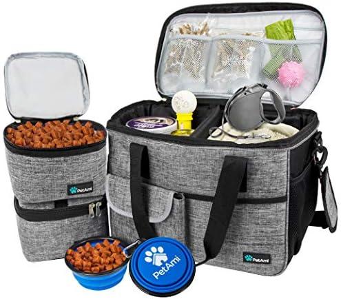 PetAmi Dog Travel Bag | Airline Approved Tote...