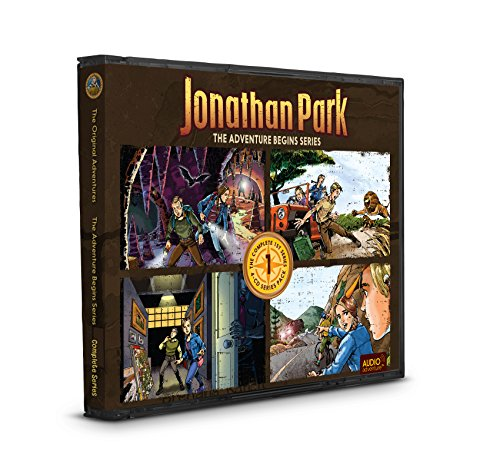 Jonathan Park: The Adventure Begins - Series 1