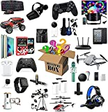 Xue Mei Zi Mystery Electronic Blind Box, Vous Obtiendrez Probablement : Montres Bluetooth Gamepad, Clavier Et Souris Électriques, Boîte Surprise, Tout Est Possible