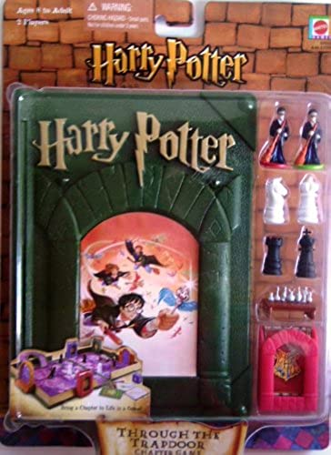 Harry Potter Through the Trapdoor Chapter Game by Mattel