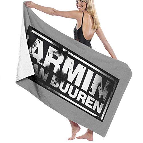 Anjoy Toallas de baño de Playa Blanket Armin Van Buuren Baby Large Soft Bed Beach Towel Sheet Bath Set Bathroom Accessories