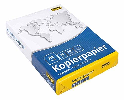 Idena Kopierpapier DIN A4, 500 Blatt