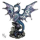 Nemesis Now - Figura Decorativa (26 cm), Color Azul