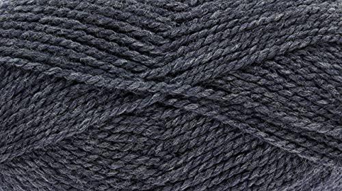 100% acrílico de gran valor para tejer prendas gruesas, hilo King Cole muy suave, 1 ovillo de 100 g, bola de 152 metros, 167 yardas, medianoche