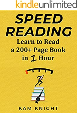 Speed Reading: Learn to Read a 200+ Page Book in 1 Hour (Mental Performance)