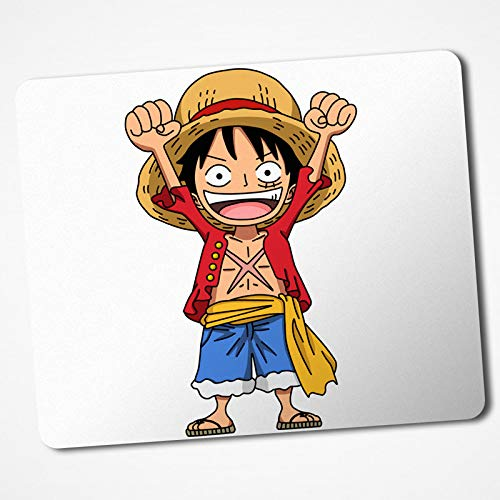 Mouse Pad One Piece Anime Luffy Chibi 77