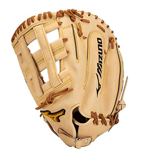 Mizuno Pro GMP2-300FBM First Base Mitts, Tan