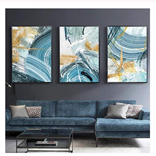 Quadro moderno astratto Stampa su tela Immagine per soggiorno Camera da letto...