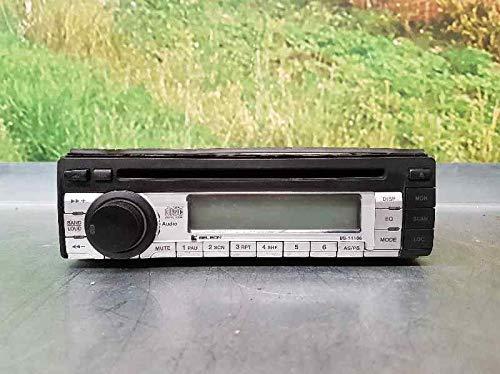 Sistema Audio/Radio Cd R Kangoo (f/kc0) BELSON-UNIVERSALBS11106 (usado) (id:delcp4042916)