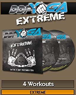 Diamond Dallas Page DDP Yoga Extreme Dvds