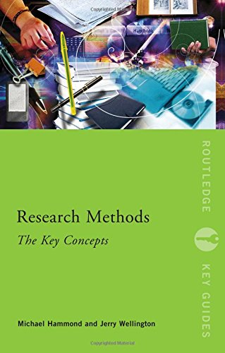 Image OfResearch Methods: The Key Concepts (Routledge Key Guides)