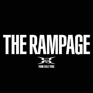 THE RAMPAGE(CD2枚組+DVD2枚組)THE RAMPAGE from EXILE TRIBE