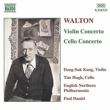Walton: Violin Concerto / Cello Concerto