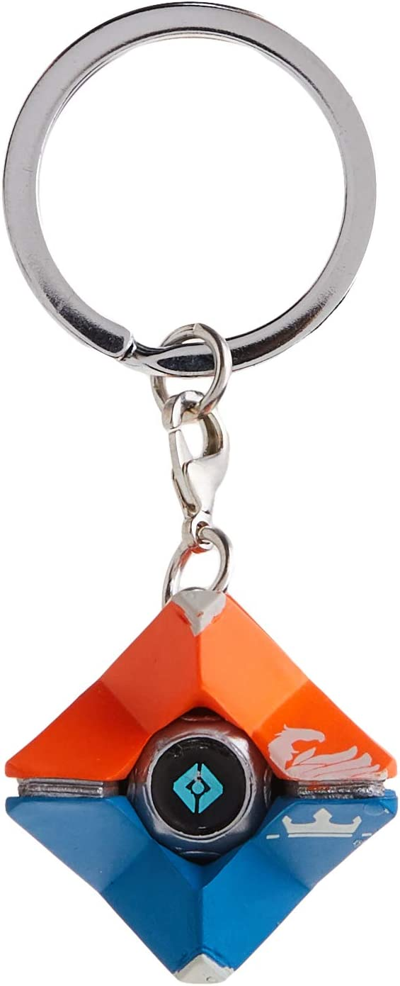 Destiny Ghost Shell 8-Pack Keychains