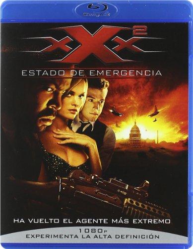 Xxx 2:Estado De Emergencia - Bd [Blu-ray]