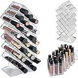 byAlegory Acrylic Lip Gloss Makeup Organiser   28 Space Storage w/Deep Slots Designed To...
