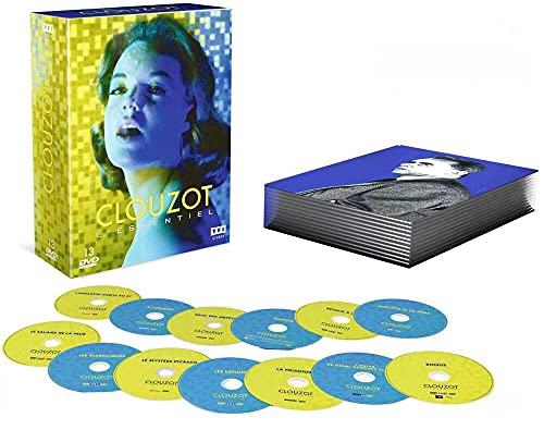 Clouzot - L'essentiel 12 Films + 1 DVD de Bonus Exclusifs
