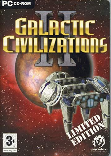 Galactic Civilizations II [import allemand] [Importación francesa]