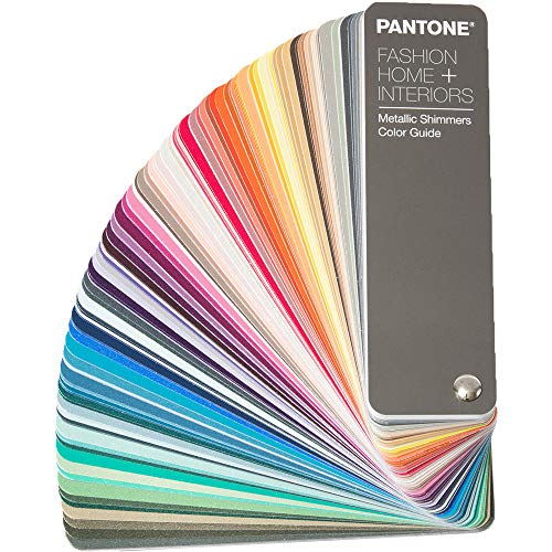Pantone FHIP310 N FHI Metallic shimmers color guide
