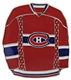 NHL Montreal Canadiens Dark Jersey Pins -
