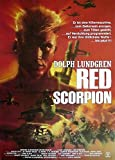 Red Scorpion (1988) | original Filmplakat, Poster [Din A0,
