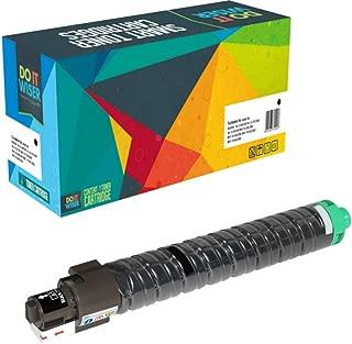 Do it Wiser Compatible Toner Cartridge Replacement for Ricoh Aficio MP C3001 MP C3501-841578 - 22,500 Pages - Black