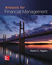 By Robert Higgins - Analysis for Financial Management (Mcgraw-Hill/Irwin Series in Fi (11th Edition) (2015-01-30) [Paperback]