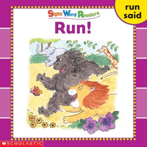 Run (Sight Word Library)の詳細を見る