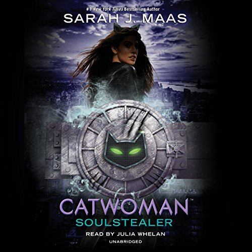 Catwoman: Soulstealer audiobook cover art