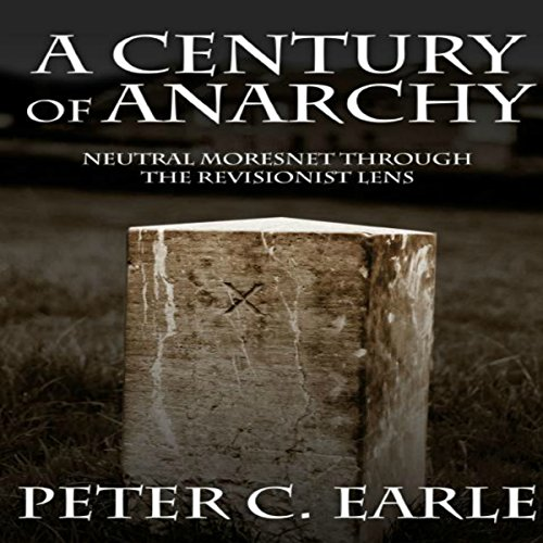 A Century of Anarchy audiobook cover art