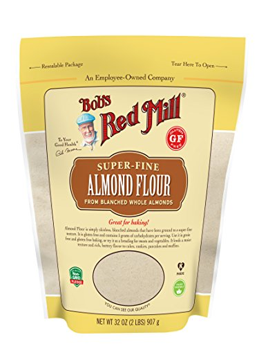 Bob's Red Mill Almond Flour, Resealable Stand up Bag, 32 OZ