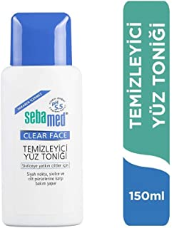 Sebamed Clear Face Sivilce ve Akne Karşıtı Yüz Temizleyici Tonik 150 ml 1 Paket (1 x 150 ml)