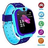 Uhr Phone Kinder Musik Smart Watch für Jungen Mädchen mit Kamera Spiel Smartwatch