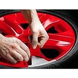 Ricambi Auto Europa Desmontable pintura película aerosol K2 (rojo)