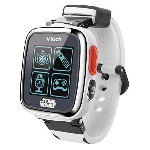 VTech Star Wars, Reloj Inteligente Smart Watch, Interactivo Infantil con Pantalla táctil 3480-194267