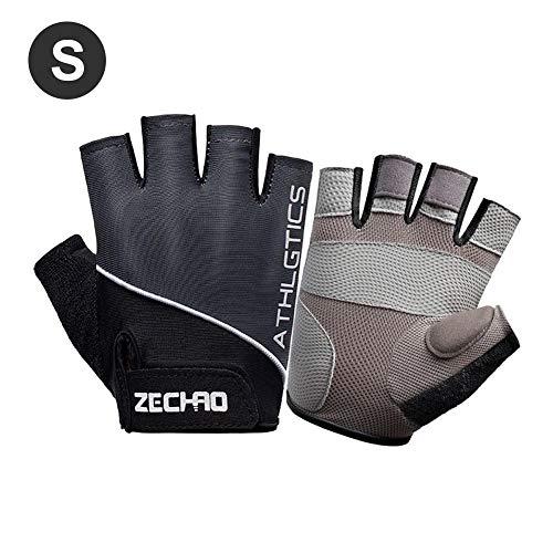 blessvt Fitness Handschuhe Damen Fitnesshandschuhe Verstellbar Komfortable Trainingshandschuhe Gewichtheben Handschutz
