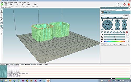 fischertechnik – Fischertechnik 536624 3D Drucker - 13