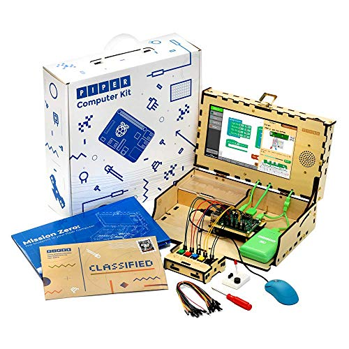 Piper Computer Kit - Build A Computer - Hands On STEAM Learning with...