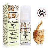 Repelente Perros y Gatos,Keep Off Spray Educador para Gato,Spray de entrenamiento para gatos,Cat Scratch Deterrent Spray,Cat Training Spray,Educación Spray para Perros y Gatos