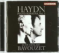 Haydn: Piano Sonatas, Vol. 3 by Jean-Efflam Bavouzet (2011-09-27)