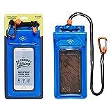 Gentlemen's Hardware Waterproof Phone Case Funda Impermeable para teléfono, Unisex, Azul, Talla única