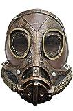 Steampunk Halloween Gas Mask