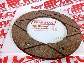 HORTON MANUFACTURING 847290 Facing KIT Friction DISC