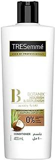 Tresemme Botanix Natural Nourish & Replenish Conditioner with Coconut Milk & Aloe Vera for Dry Hair, 400ml