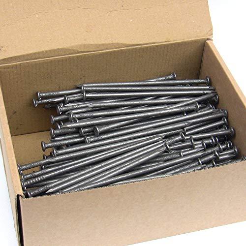 Nägel Baunägel Drahtstifte - blank - 80mm (2.5)